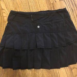 Lululemon Skirt with Shorts underneath